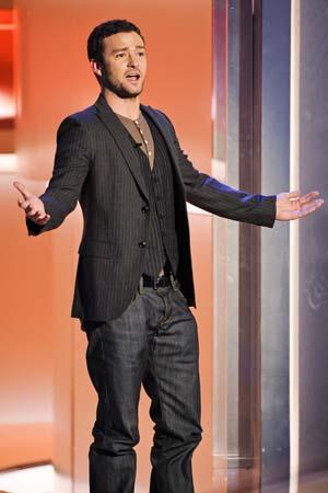 Justin Timberlake talks Myspace TV