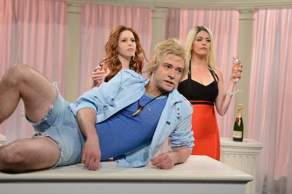 Justin Timberlake on Saturday Night Live