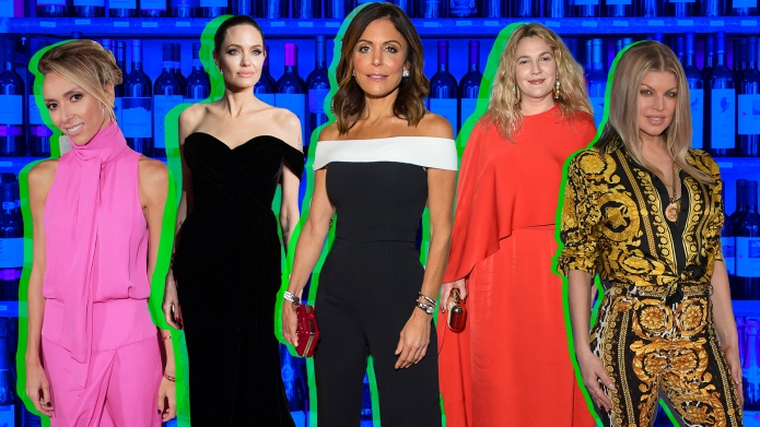 The Best Celebrity Wines