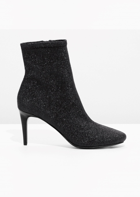 Fall Boots To Shop Before They Sell Out: & Other Stories Ankle Sock Bootie | Fall Fashion Trends 2017