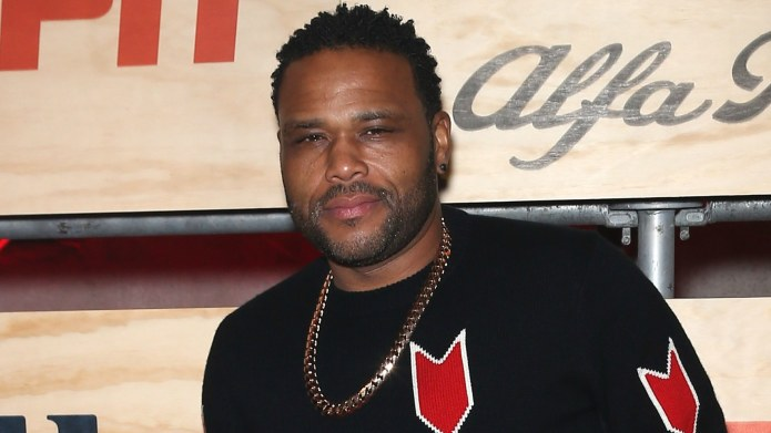 Black-ish's Anthony Anderson Learned Sex Stuff