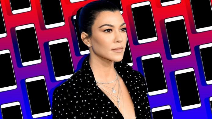 SheKnows Collage of Kourtney Kardashian with