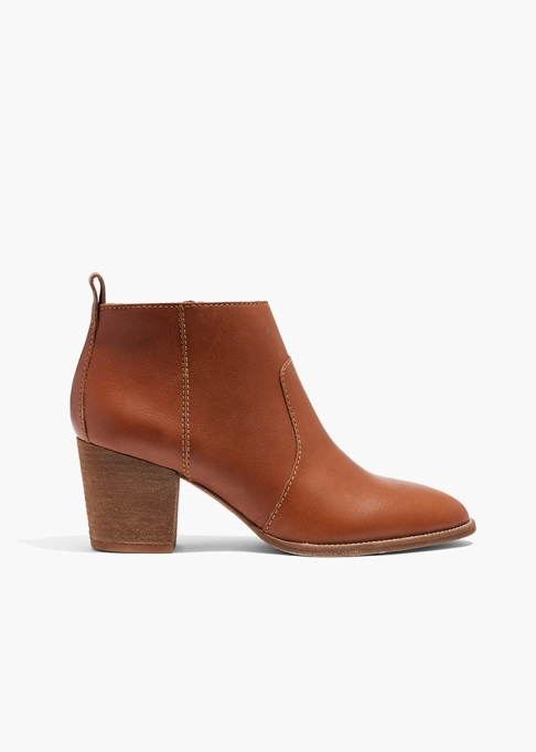Fall Boots To Shop Before They Sell Out: Madewell Brenner Boot | Fall Fashion Trends 2017