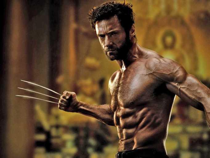 Wolverine in X-Men