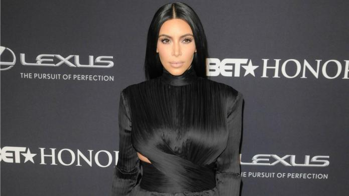 Kim Kardashian refers to herself as