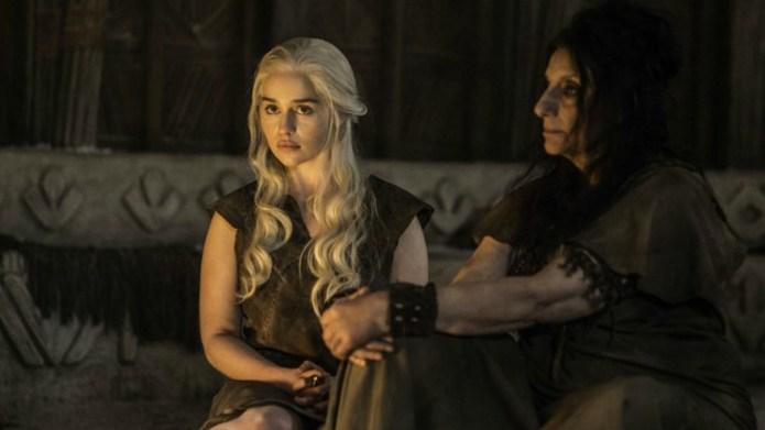 Who needs dragons when GoT's Daenerys