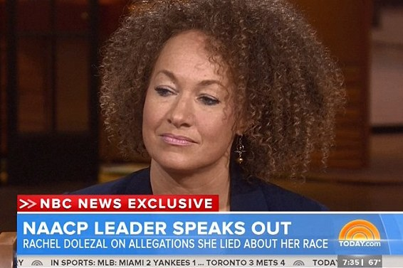 Rachel Dolezal's Today Show interview insults