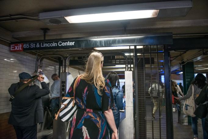 Liz Brooks Subway
