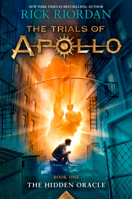 The Trials of Apollo by Rick Riordan audiobook