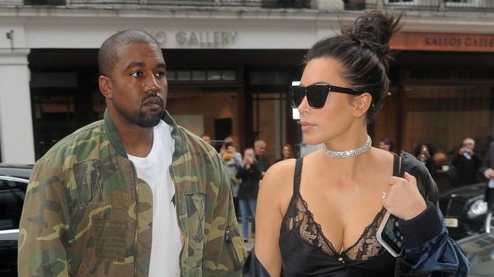 Kim Kardashian West & Kanye West's