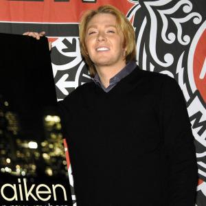 VIDEO: Clay Aiken takes on a