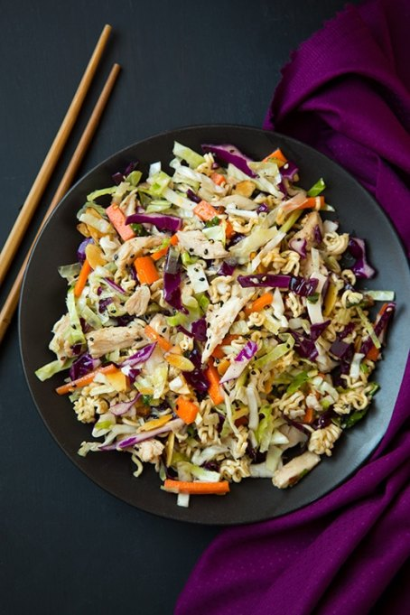 Asian chopped salad from Cooking Classy