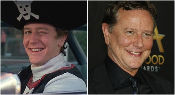 'Fast Times at Ridgemont High' cast then & now: Judge Reinhold