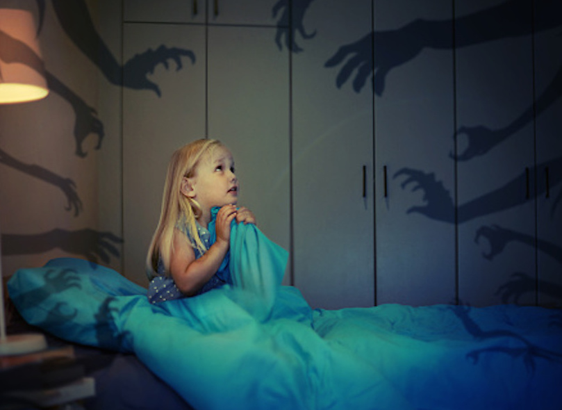 The 8 bad dreams your kids are most likely having … explained – SheKnows