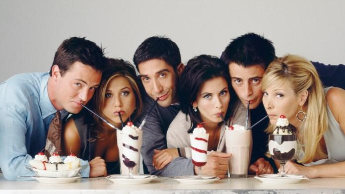FRIENDS -- Season 2 -- Pictured: