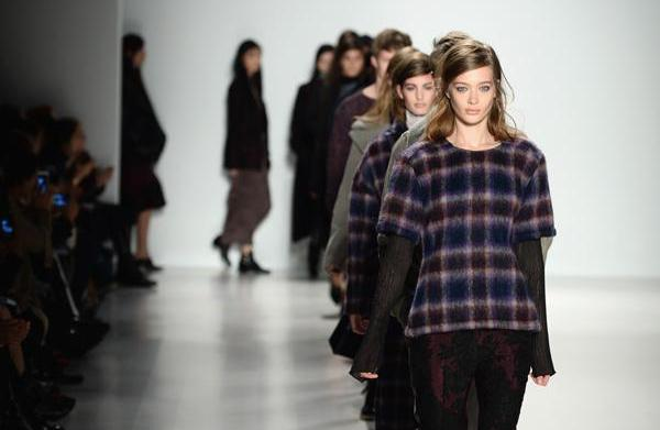 Watch New York Fashion Week videos