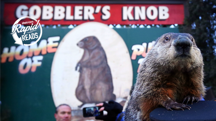 Groundhog's winter prediction is out, Cruz