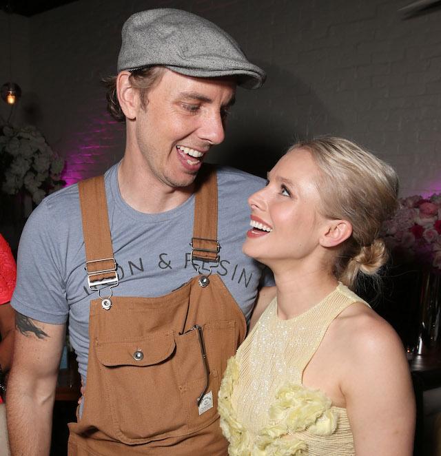 Celebrity Couple Love Stories: Kristen Bell & Dax Shepard