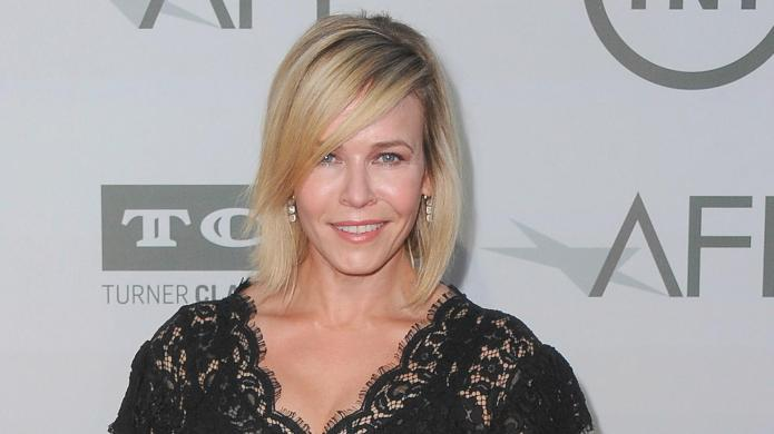 Chelsea Handler posts another nipple photo