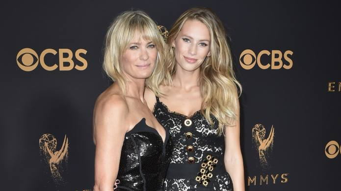 Robin Wright's Daughter Is Gorgeous, Grown-Up