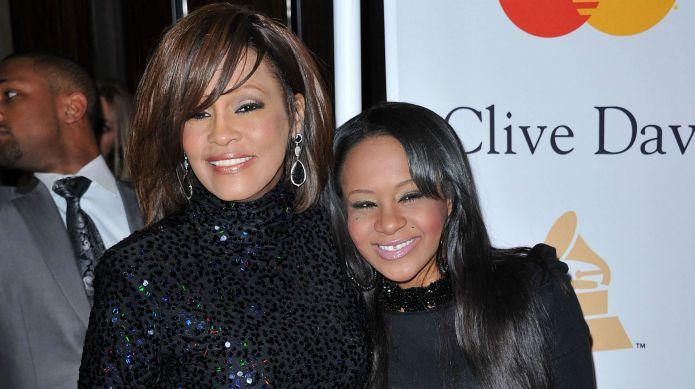 Whitney Houston is still protecting Bobbi