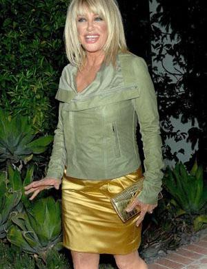 Suzanne Somers wants everyone to see