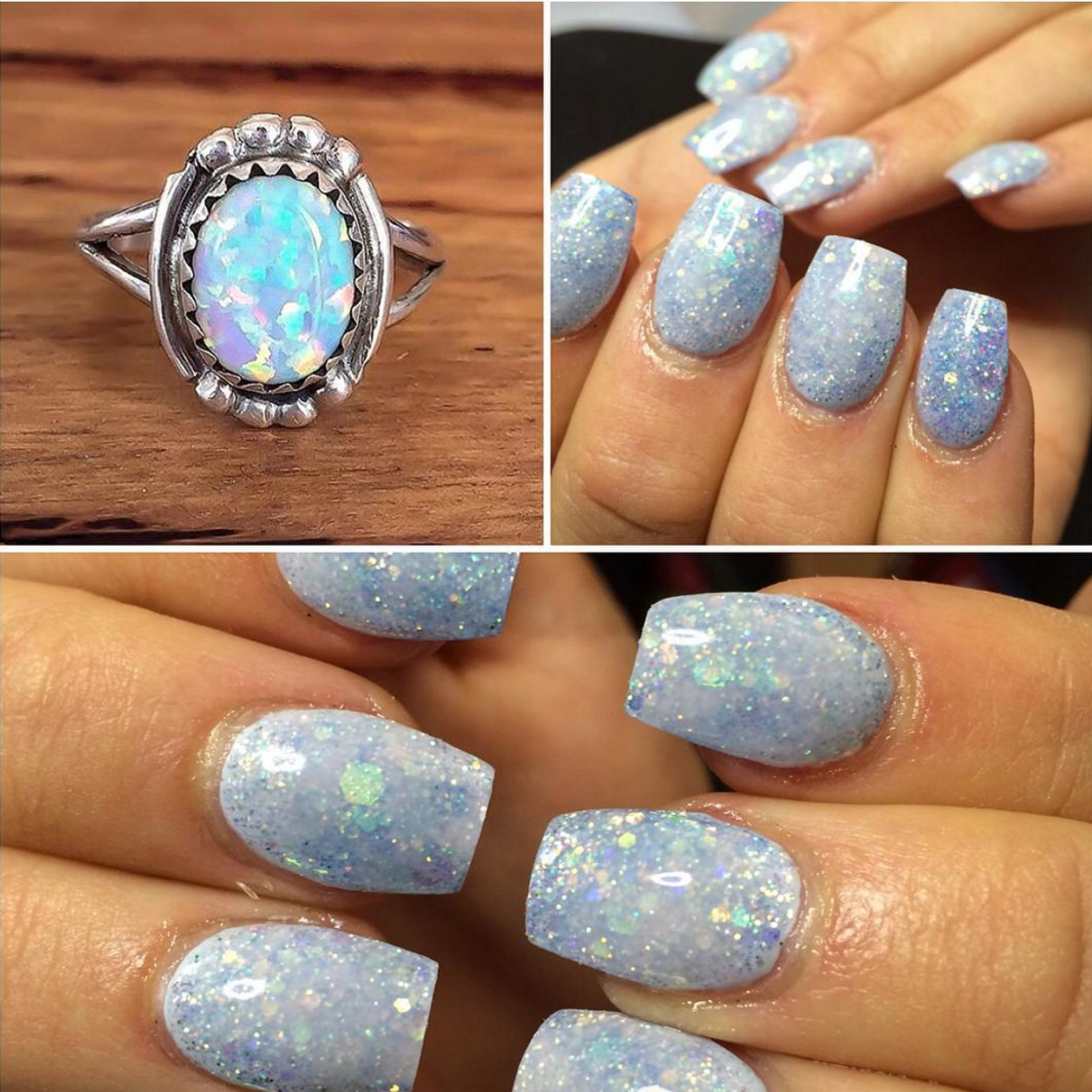 Opal nail polish. Image: handymandy/Instagram