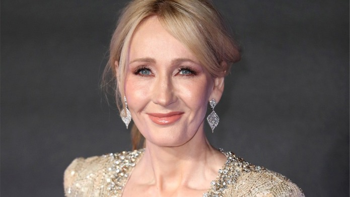 J.K. Rowling Is an Actual Pro