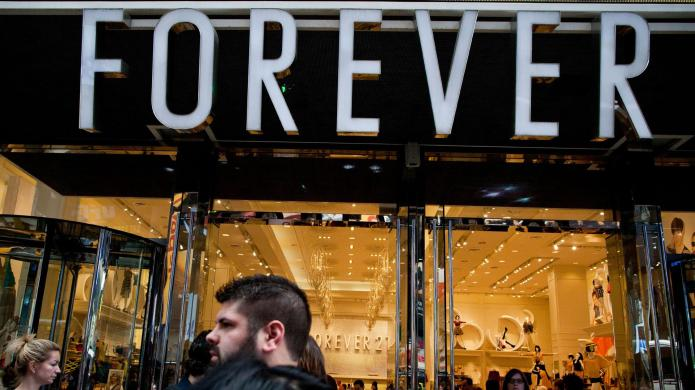 Forever 21 opens a new, even