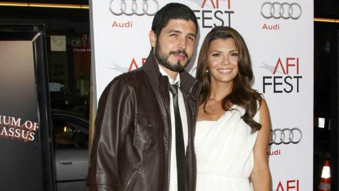 Ali Landy honors her husband's family