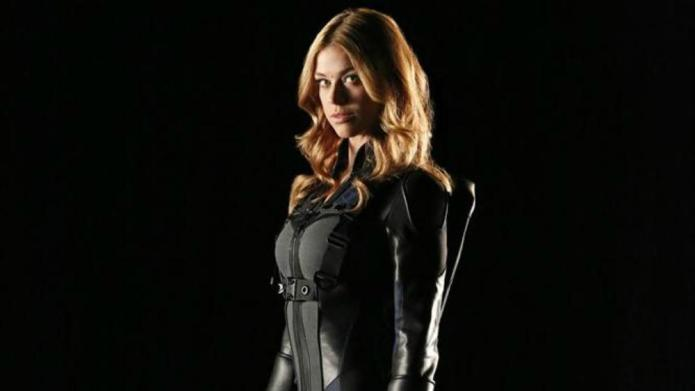 S.H.I.E.L.D.'s Mockingbird suit is sexy and