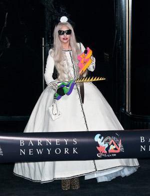 Lady Gaga's Workshop: See the whimsical
