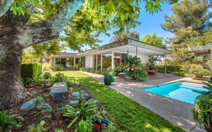 Mandy Moore's Pretty New Home Makes