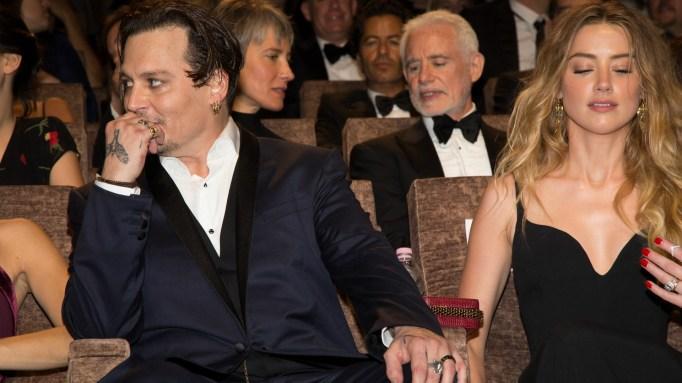 Amber Heard and Johnny Depp wedding