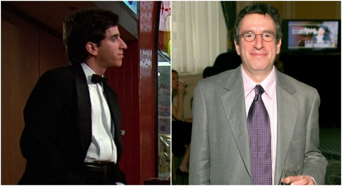 'Fast Times at Ridgemont High' cast then & now: Brian Backer