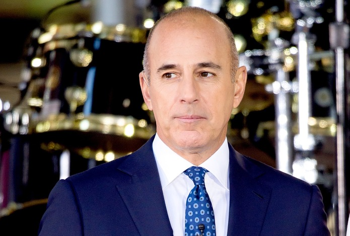 An Insider Claims Matt Lauer Is