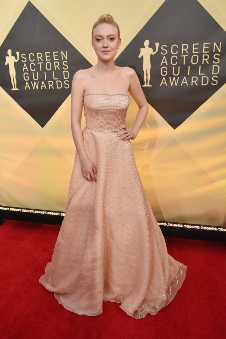 2018 SAG Awards Best Dressed: Dakota Fanning