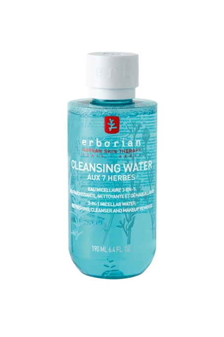 Some micellar water to put these tricks to the test | Erborian Cleansing Micellar Water