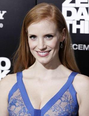 Jessica Chastain on her role in