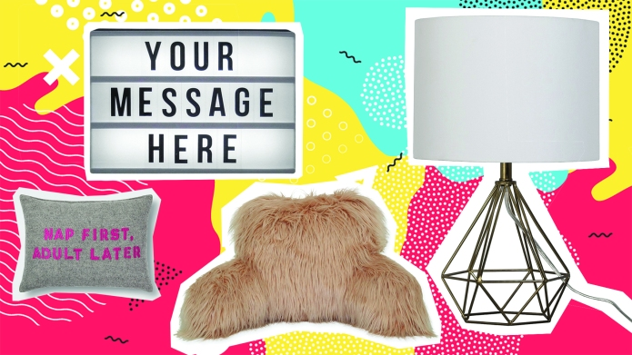 Affordable Dorm Decor Your New College