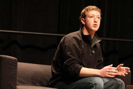 Mark Zuckerberg talks about girlfriend in