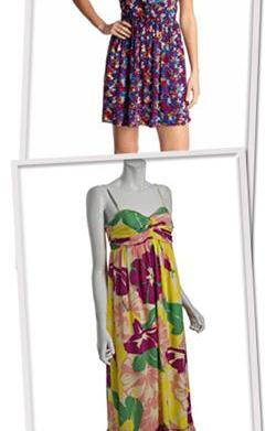 10 Cute floral dresses for spring