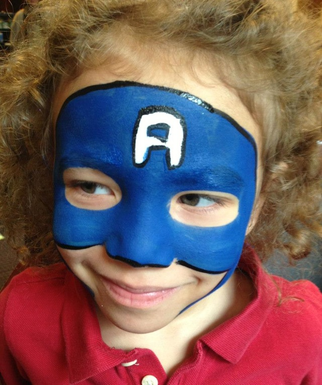 Easy Halloween Makeup Ideas For When Your Kid Needs A Cute Last Minute Costume Sheknows