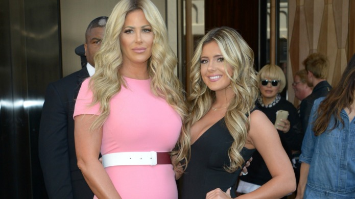 Kim Zolciak's daughter Brielle harshly criticized