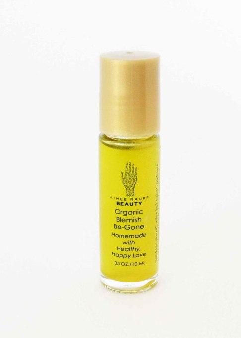 Aimee Raupp Beauty Organic Blemish Be-Gone Stick