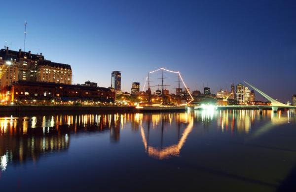 Honeymoon travel guide to Buenos Aires,