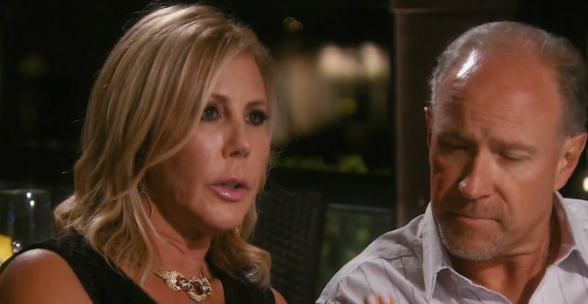Fans speculate RHOC's Vicki Gunvalson and