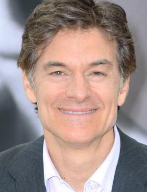 Dr Oz sued over a hunk