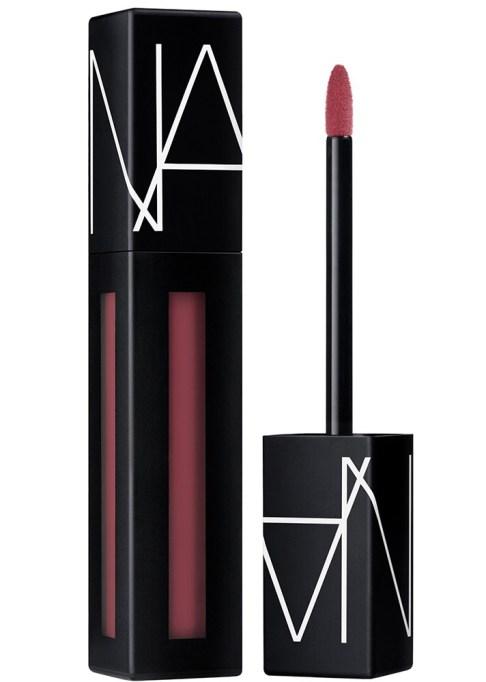 NARS's Powermatte Liquid Lipstick: Lip Pigment in Save The Queen | 2017 Makeup trends