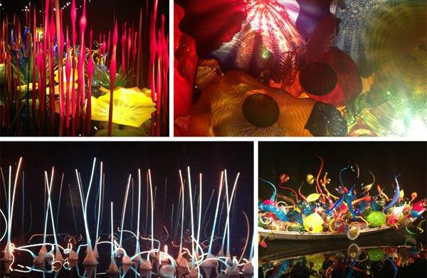 Discover Seattle: Chihuly Garden and Glass